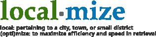Localmize logo - local search engine optimization